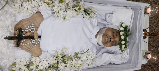 A Loving Tribute to Sr. Julia D'Cunha C J (1938 – 2021)